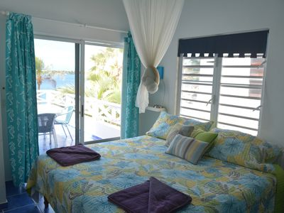 Oceanfront Island Gem with Great Snorkeling/Diving