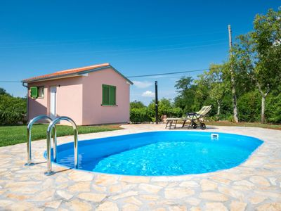 Photo for Vacation home Villa Malini in Grožnjan - 6 persons, 3 bedrooms