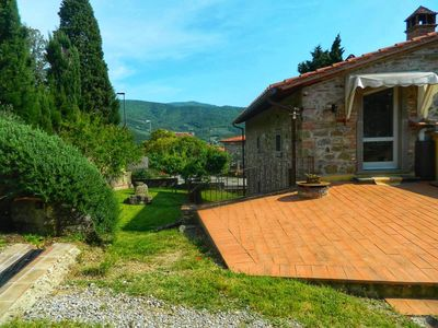Photo for Colle Secco Hill, typical Tuscan rustic 120sqm