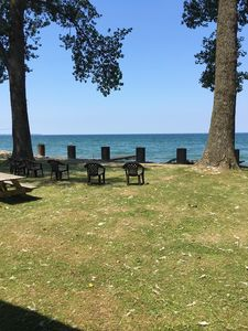 Photo for Eastern Lake Ontario Lakefront - Four Cabin Compound.  Price is for ALL 4 Cabins