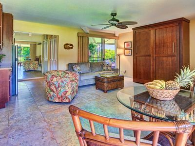 Photo for Air Conditioned Studio on Best part of Kaanapali Beach - Lovely remodel **