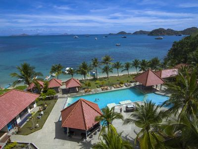 Photo for Labuan Bajo Room 12 Adult Beachfront LAprima