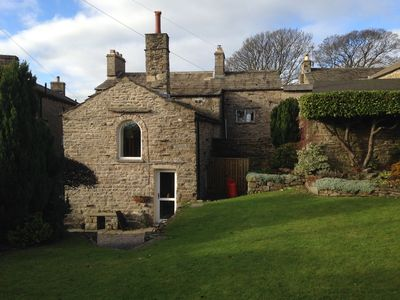 Photo for The Apothecary's House - Large 18th century property in Askrigg - with a garden