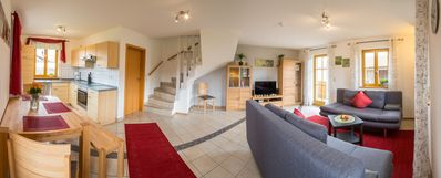 Photo for Family-friendly u. One bedroom apartment between Munich and Chiemsee