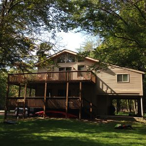Photo for Renovated Boulderfield Mountain Retreat: Sleeps 16, 5 Br,2 Baths, 2 Decks