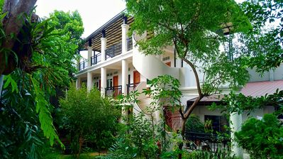 """Photo for The eco-friendly """"House of Java"""" is a private residence which offers Guest Rooms"""