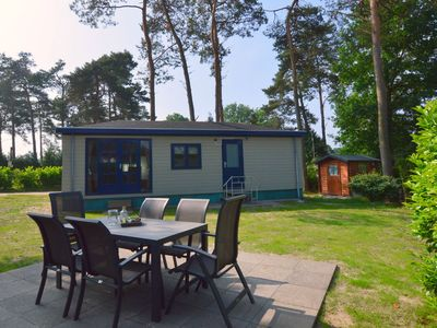 Photo for Beautiful Chalet in Luyksgestel by the Forest