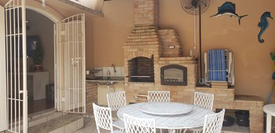 Photo for House w / barbecue and pool VERY NEAR BEACH 11 971004888