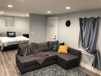 Photo for Private Bungalow Basement Apartment