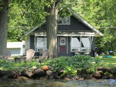 Photo for Private Chautauqua Lake House - 75 Ft Lake Front - Dock Available - Pet Friendly