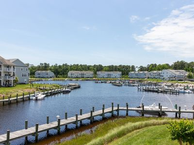 Photo for Spacious waterfront home w/ dock, fireplace, game room, & free WiFi!