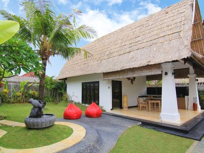 Photo for 1 BR Villa 3Pax with Spacious 150 sqm in Seminyak