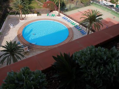 Photo for Apartment with fantastic panoramic views to the Teide and the sea, balcony facing west