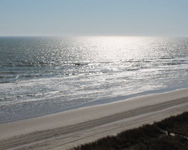 Photo for Beach Front, Windy Hill, Ocean Front, Great Location, Sleeps 8, Beautiful