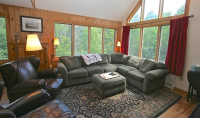 RE40: Private home a short walk from Bretton Woods base lodge with free shuttle, fireplace. COVID SPECIAL RATES AND POLICIES IN EFFECT