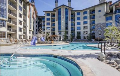 Photo for The Magic of Mammoth at The Monache, Steps away from the Village 1bd/1ba