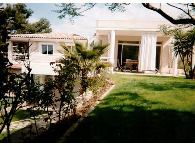 Photo for On the hills of Cannes - Le Cannet residential area