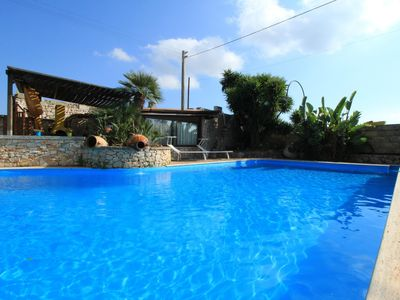 Photo for Taverna piscina e WI FI
