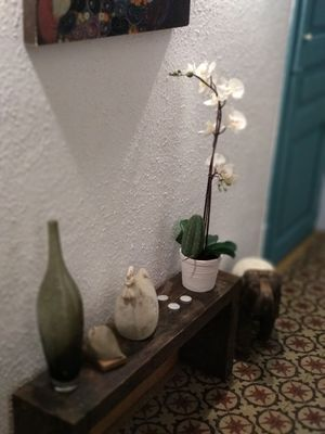 Photo for Sunny and nice private double room in atic in Barceloneta, near the beach !!