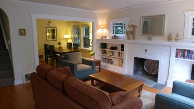 Photo for Spacious Ladd's AdditionTownhouse for Extended Rentals