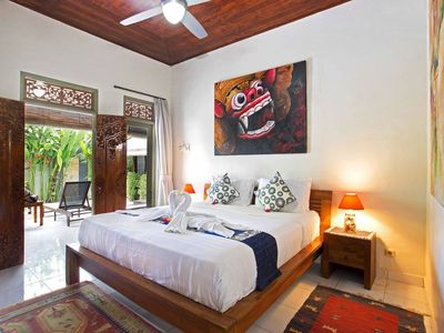 Photo for 2.5 BR- Balinese Style Home in Center Seminyak