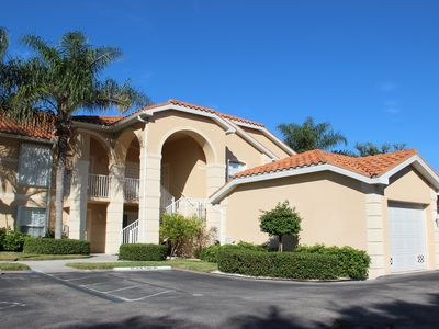 Photo for Bonita Fairways - First Floor Beautiful Condo with Amazing Sunset Views