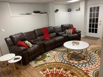 Photo for Charming one bedroom  basement apt in Woodstock