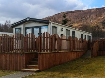 Photo for Holiday Chalet to rent, Aviemore Holiday Park
