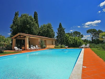 Photo for One bedroom Villa, sleeps 4 with Pool and FREE WiFi