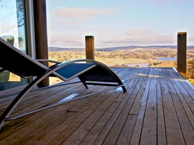"""Photo for """"an experience in time and space..."""" highVIEW jetty BATHURST"""