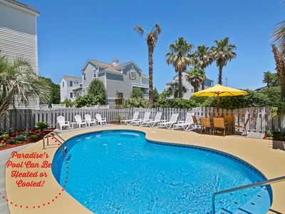 Private Heated Saltwater Pool, 5 bedroom House- Family Friendly Surfside!