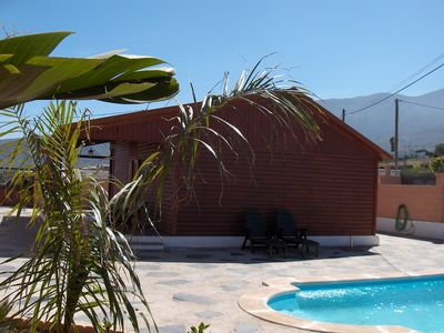 Photo for This 2-bedroom villa for up to 4 guests is located in Arafo and has a private swimming pool and Wi-F