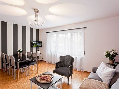 Photo for Apartment Suite in Ascona - 6 persons, 2 bedrooms
