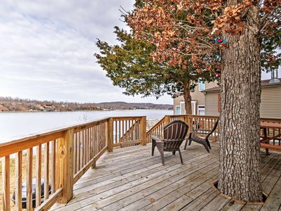 Photo for 'The Far Out' Camdenton Cottage w/Dock Access!