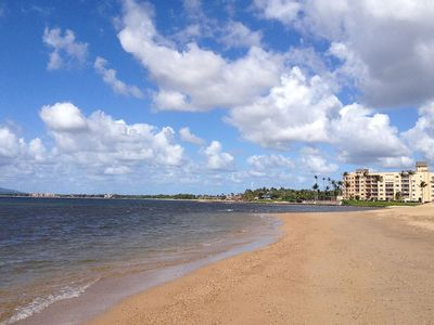 Photo for Kauhale Makai - Village by the Sea condo OCEAN FRONT 1 Bedroom