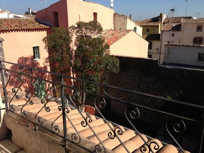 Photo for 2 bedroom historic town house with roof terrace in Agde - sleeps 4