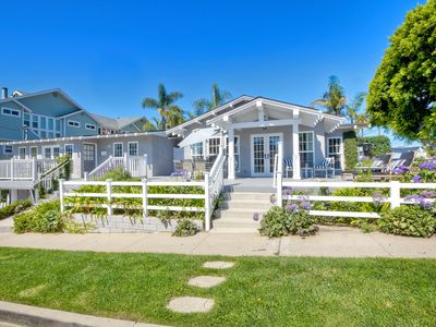 Photo for Spacious and Serene Beach Home-Huge Patio w/ Fire Pit-Walk to the Village&Beach