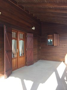 Photo for Wooden House, Type Villa of 140 M2