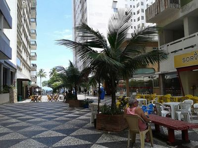 Photo for Pitangueiras beach 3 bedrooms, balcony and sea view