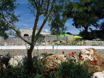 Photo for Stunning Trullo with Air Conditioning, Large Pool & WiFi