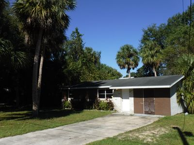 Photo for 2BR House Vacation Rental in Homosassa, Florida