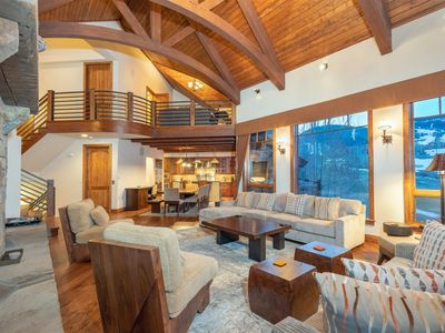 Photo for Scenic Views & Gorgeous Interiors at this Telluride Country Club Retreat