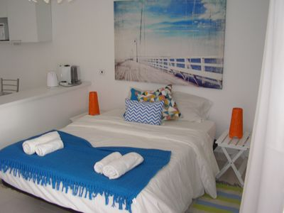 Photo for Apartment na Praia, next to or sea, as do all amenities com center.