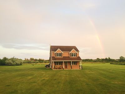 Photo for Orient Farmhouse on 3 acres of land. Serene, Tranquil and Relaxing