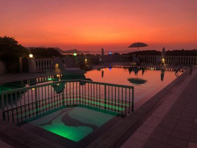 Photo for Villa Daphne - Large Traditional Corfiot House with Sunset Views