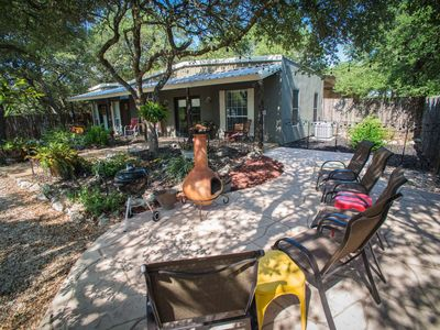 Photo for A Pet-Friendly Family Resort awaits you in the quiet Texas Hill Country