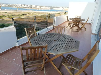 Photo for 3 bedroom apartment with terrace and spectacular view