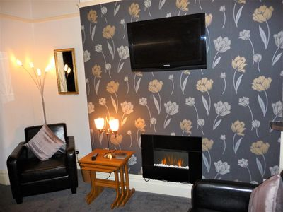Photo for No 4 Apartment Highcliffe Holiday Apartments