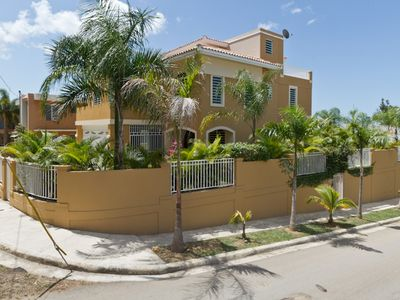 Photo for Best Location! Home Steps to Beach & Restaurants! Private Pool, WiFi, Ocean View