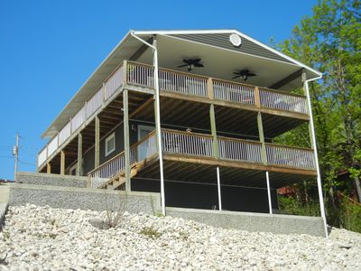 Photo for Remodeled Lakefront Home, Amazing Views, Cove Protection, 20% off 7+ night stays